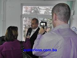 Prezentacija projekta smanjenja gubitaka na sjednicama općinskih vijeća u Vitezu i Travniku