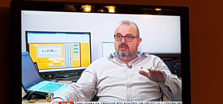 Al Jazeera Balkans: emisija o vodosnabdijevanju Sarajeva