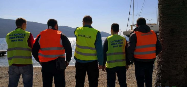 NRW Project in Herceg Novi (Montenegro)