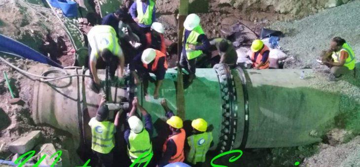 Uspješno završena prva faza projekta smanjenja neoprihodovane vode u Džedi (Saudijska Arabija)