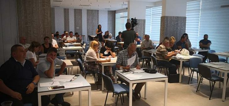 Ovogodišnja Water Loss Akademija 2021 održana u Kumboru kod Herceg Novog (Crna Gora)